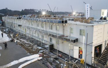 TP.HCM xây dựng 2 bệnh viện dã chiến quy mô 500 giường phòng dịch Corona