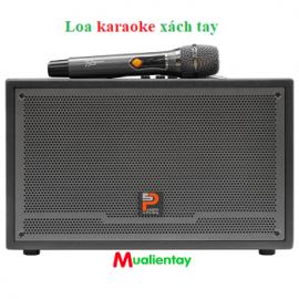 loa di động karaoke xách tay prosing W-Silver E