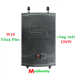 Loa di động karaoke prosing W15 Titan Plus