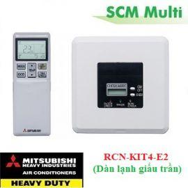 Điều khiển không dây Mitsubishi Heavy RCN-KIT4-E2 (FDUM)