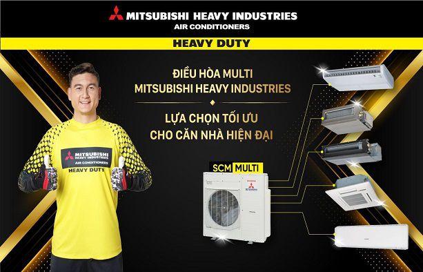 Điều hòa Multi Mitsubishi Heavy Industries